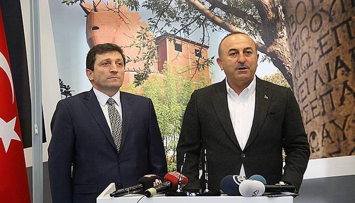 Çavuşoğlu: 'Avrupa'nın fabrika ayarlarına dönmesi lazım' (VİDEO)