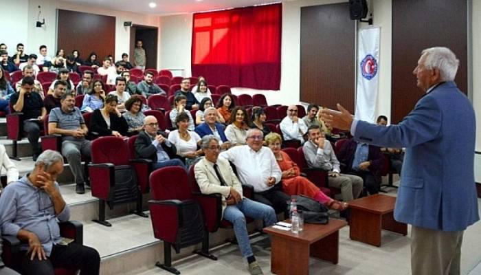 Batı Uygarlığının Kökeninde Anadolu'nun Derin İzleri Başlıklı Konferans Gerçekleşti