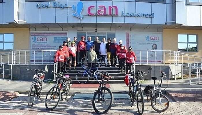 Pegai Bisiklet Platformu 10 Kasım için yola çıktı