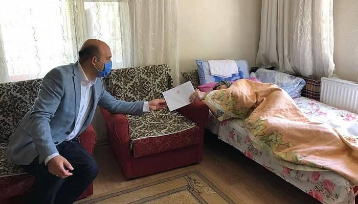 BİGA'DA ŞEHİT ANNELERİNE