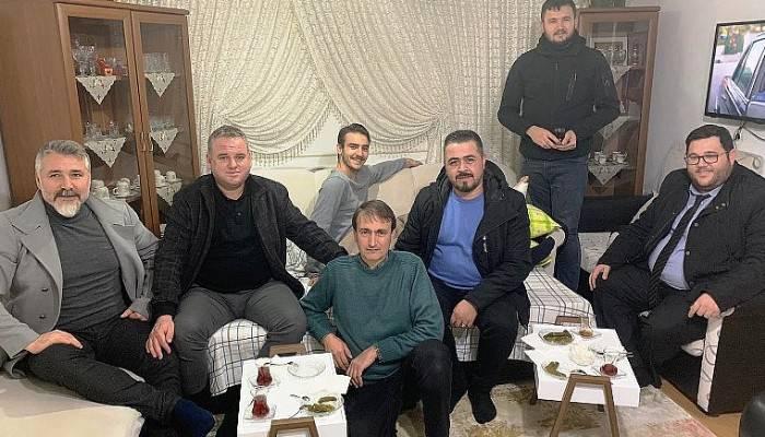Bigaspor Yönetiminden Geçmiş Olsun Ziyareti