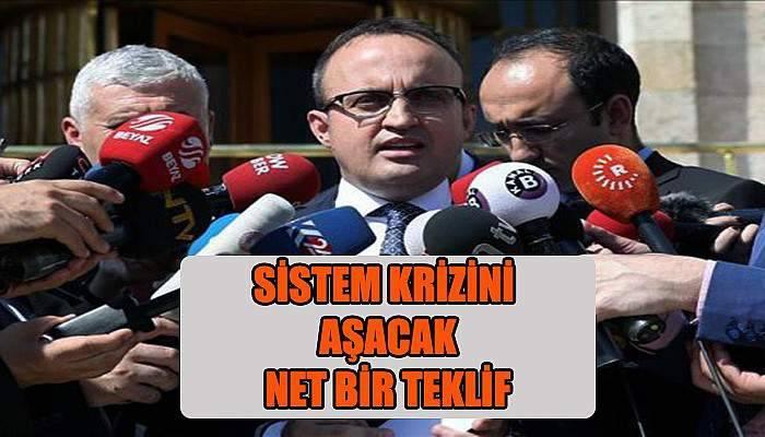 AK Parti Grup Başkanvekili Turan'dan anayasa paketi değerlendirmesi
