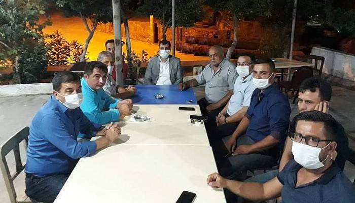 CHP'de Köy Ziyaretleri