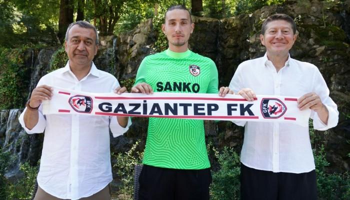Çanakkaleli Kaleci Gaziantep Futbol Kulübü'ne Transfer Oldu