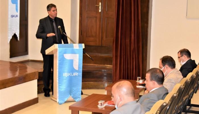 Gelibolu'da İŞKUR programları, SGK teşvikleri ve hibe destekleri anlatıldı