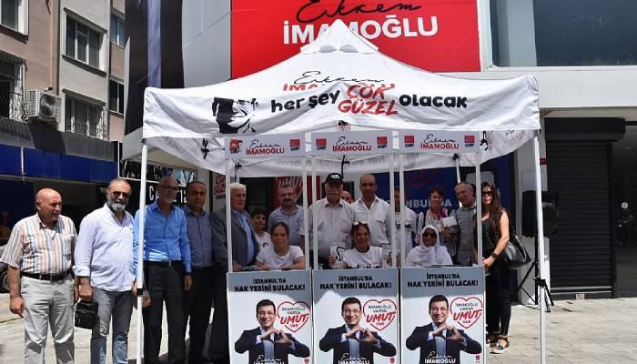 Başkan Gökhan destek için İstanbul'a gitti