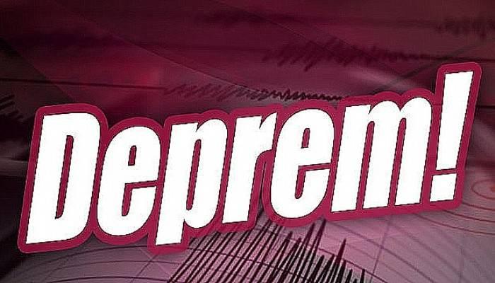 Akdeniz'de 5,4 büyüklüğünde deprem!