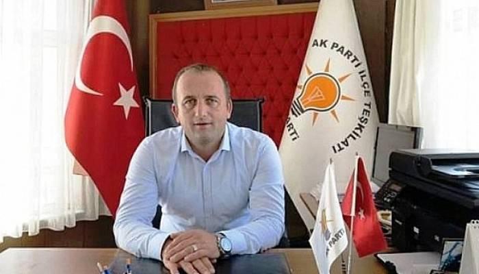 Biga AK Partiden Şok İstifa
