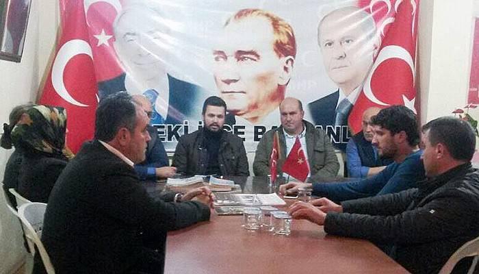 AK Parti referandum turlarına devam ediyor