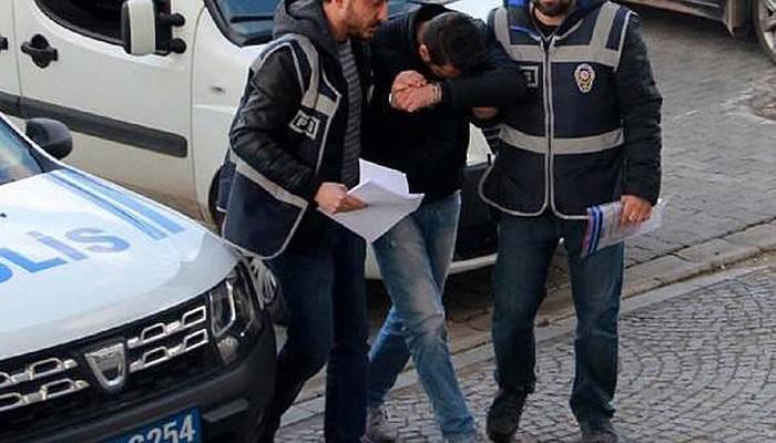 Üzreinde uyuşturucu bulunan şahıs tutuklandı