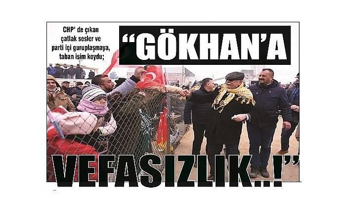 """CHP' DE GÖZLENENLERE, TABANDAN YORUM; """"BÖLEN, BİRLİKTELİK..!"""""""