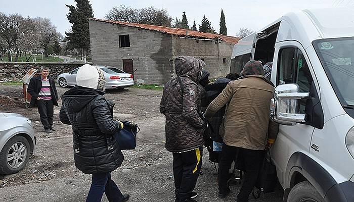 42 kaçak yakalandı