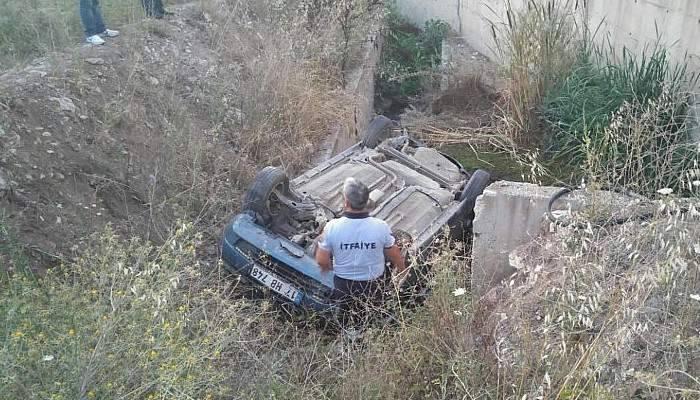 Çan'da trafik kazası: 3 yaralı