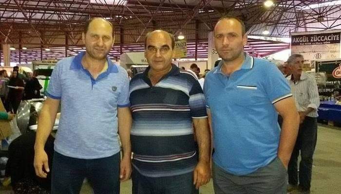 ESNAF İFTARDA BİR ARAYA GELDİ