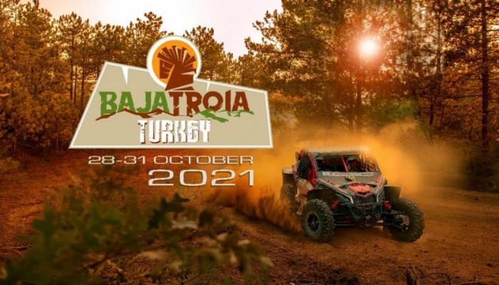 Baja Troia Turkey 28-31 Ekim'de Çanakkale'de start alacak