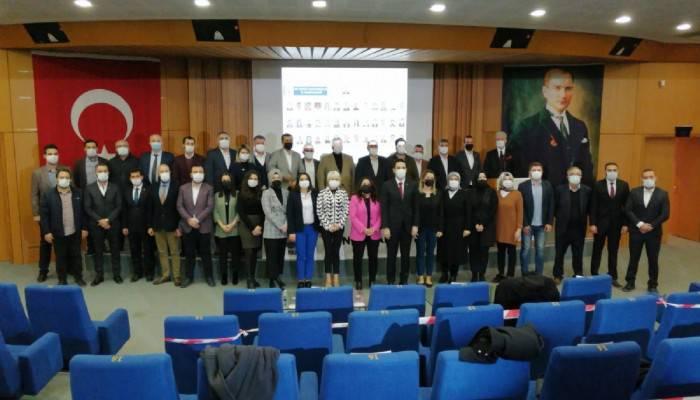 AK Parti İl Yönetimi Tanıtım Toplantısı Gerçekleştirildi