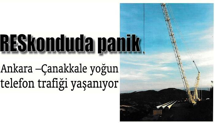 Ankara –Çanakkale yoğun telefon trafiği yaşanıyor: RESkonduda panik