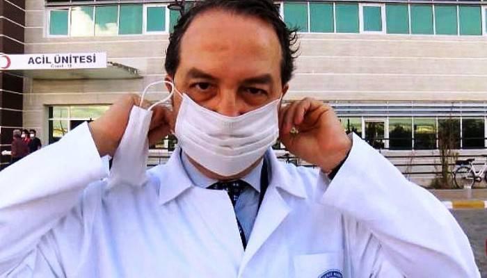 PROF. DR. ALPER ŞENER'DEN, ÇİFT KAT MASKE ÖNERİSİ