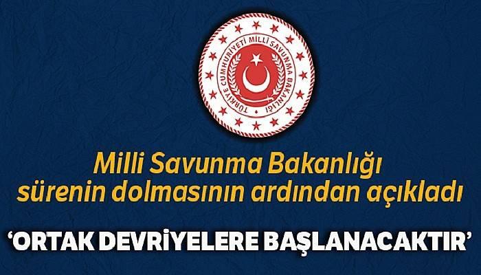 MSB: 'Türk-Rus ortak devriyelerine başlanacaktır'