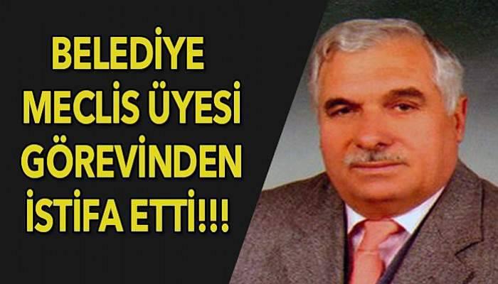 AK Parti'de Şok İstifa