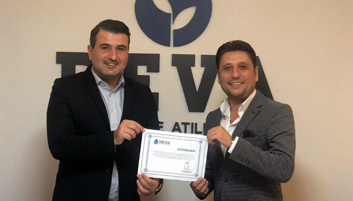DEVA Biga İlçe Başkanı Türkkan oldu