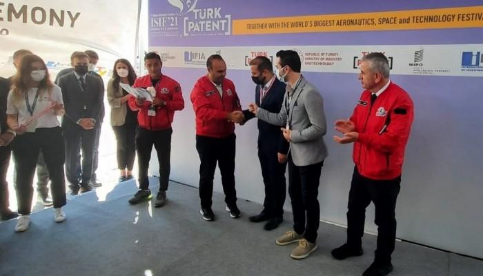 Buluş Fuarından ÇOMÜ'lü Öğrenci ve Akademisyenlerin Buluşları5 Madalya Aldı