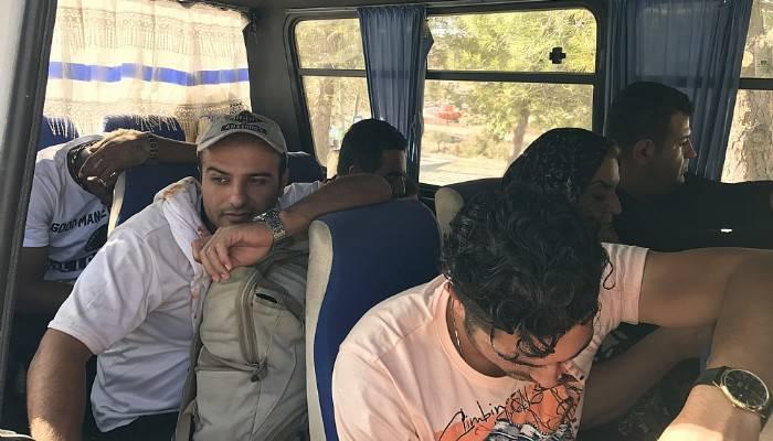 Çanakkale'de 36 kaçak yakalandı (VİDEO)