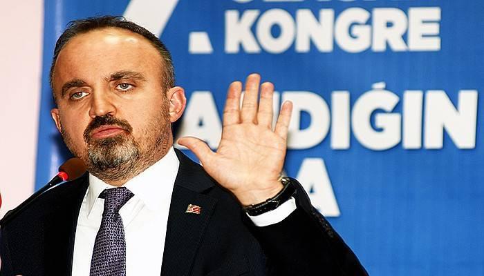 """""""AK Parti'yi düşürmekten başka hesabı olmayan insanlara kukla olmayın"""""""