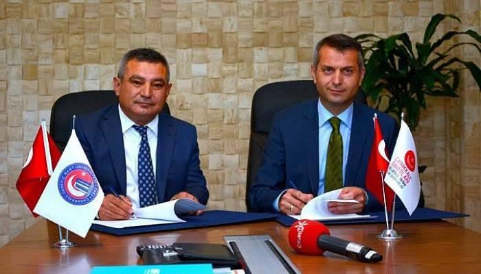 Gelibolu Tarihi Alan Başkanlığı ile Çomü arasında işbirliği protokolü imzalandı