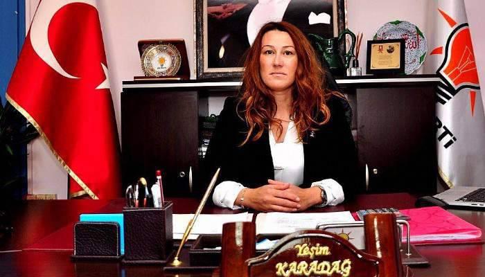 KARADAĞ'DAN CHP TOPYEKÜN KINAMA