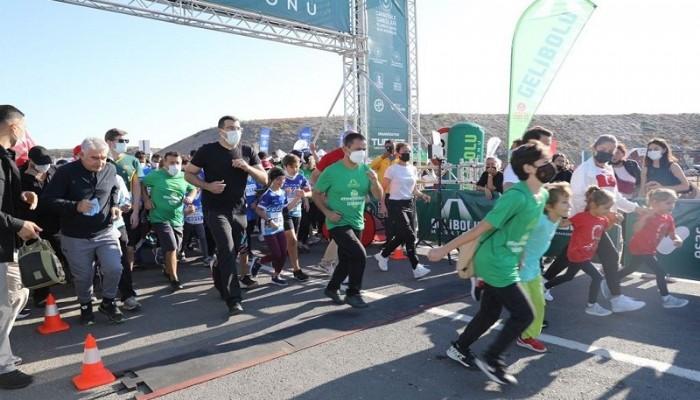 Tarihi Alanında Gelibolu Maratonu Heyecanı
