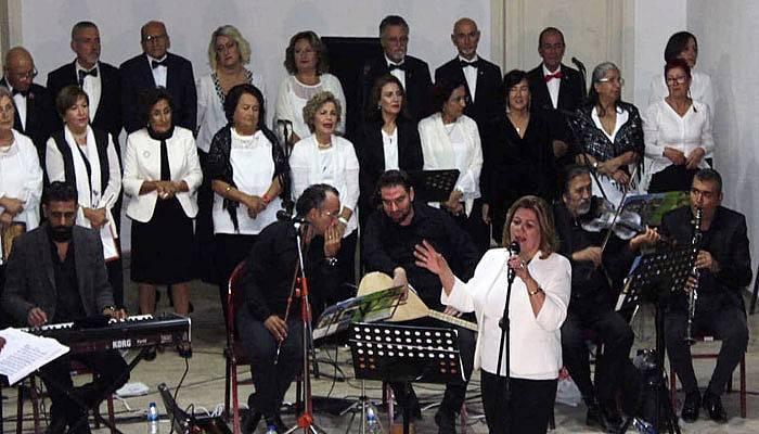 Küçükkuyu'da konser