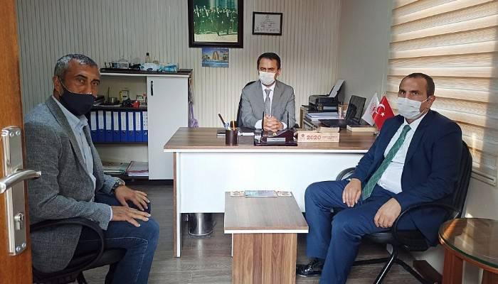 Vali Aktaş'tan Ayvacık'ta köy ziyaretleri