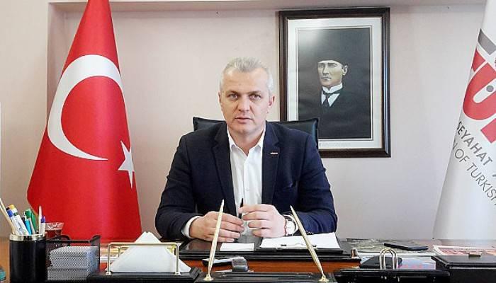Ahmet Çelik: Alman turistin gelmesini turizmciler olarak bekliyoruz
