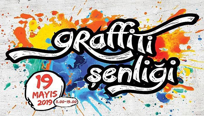 Graffiti Şenliği Renk Katacak
