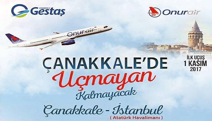 GESTCARD ile İstanbul'a daha ucuz uçma imkanı