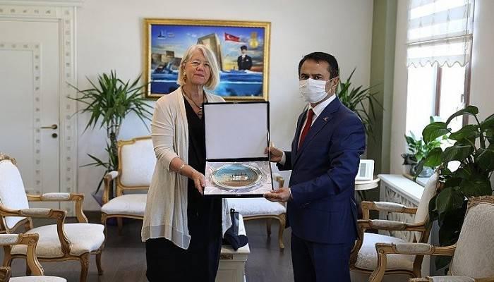 Yeni Zelanda Büyükelçisi Hinton Valilikte