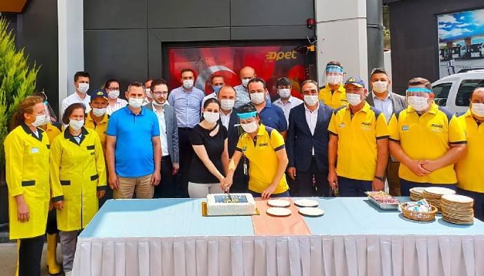 Truva Petrol Turizm Türkiye Genelinde 5. seçildi