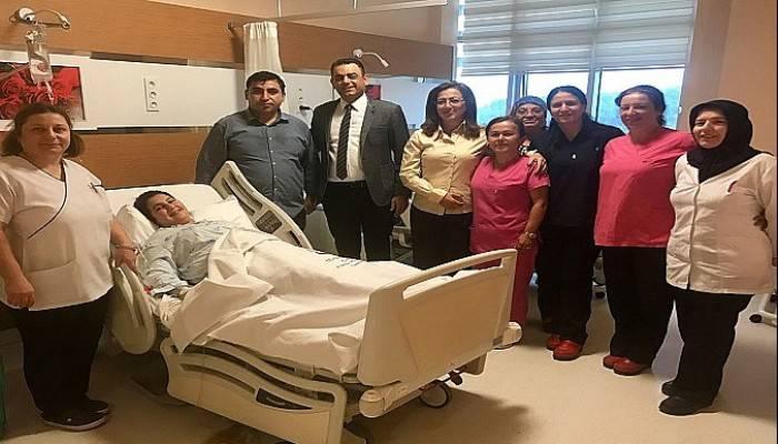 Yeni Hastanede İlk Bebek Heyecanı