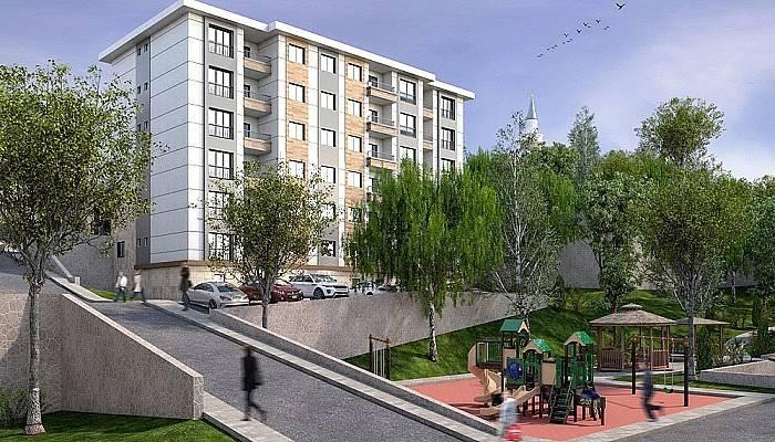 TOKİ İntepe'de mahalle kültürünü yaşatacak