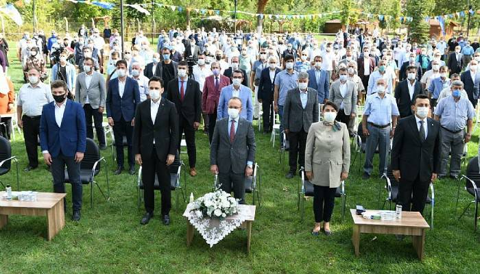 AK Parti Biga İlçe Başkanlığı 7'nci Olağan Kongresi