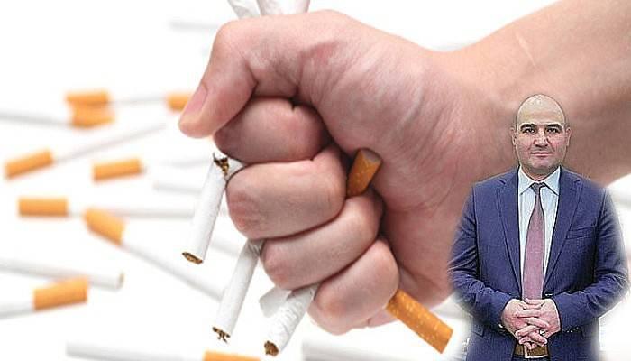 """""""Ramazan sigarayı bırakmak isteyenler için önemli bir fırsat"""""""