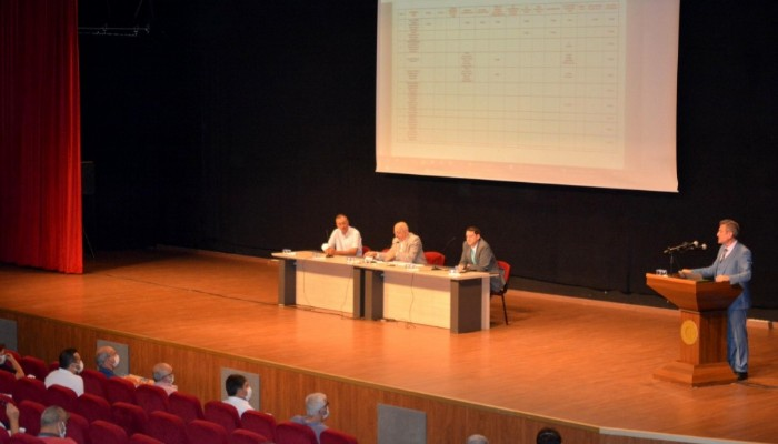 Kalite Güvencesi İç Paydaş Bilgilendirme Toplantısı gerçekleştirildi
