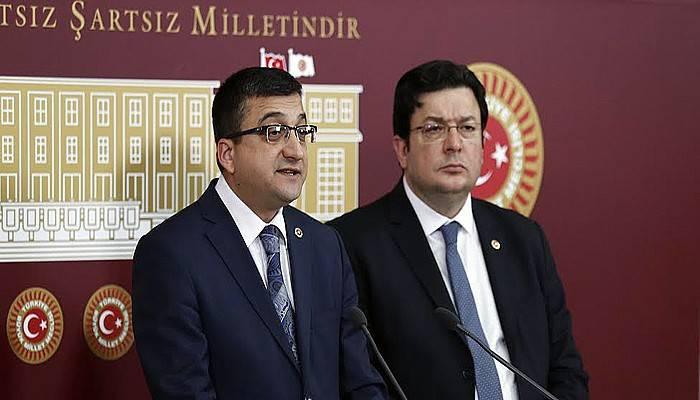 """CHP'li Milletvekilleri: """"Çanakkale depremleri araştırılsın!"""