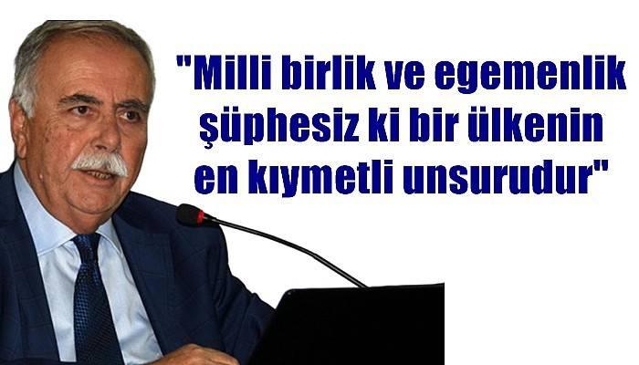 Çanakkale Belediye Başkanı Gökhan'ın 15 Temmuz Mesajı