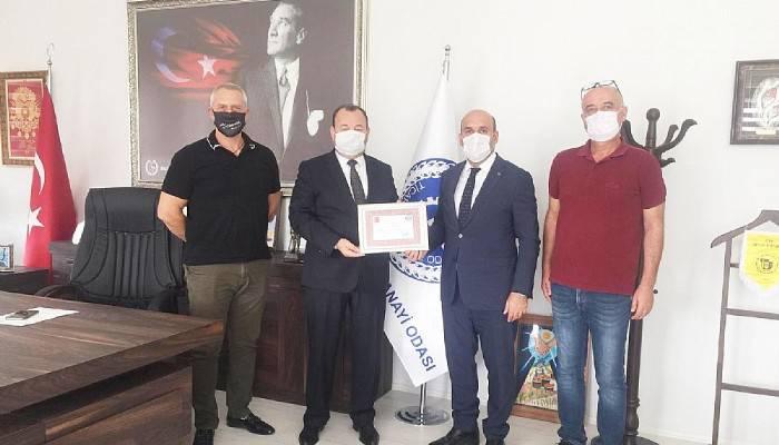 VEFA SOSYAL DESTEK GURUBU MENSUPLARINA TEŞEKKÜR BELGESİ
