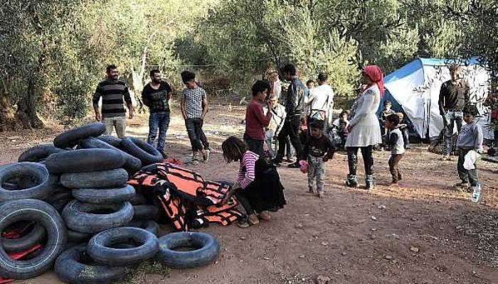 122 kaçak yakalandı (VİDEO)
