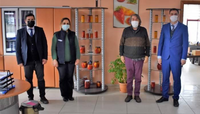 İŞKUR gıda işletmeleri ziyaretlerine devam ediyor