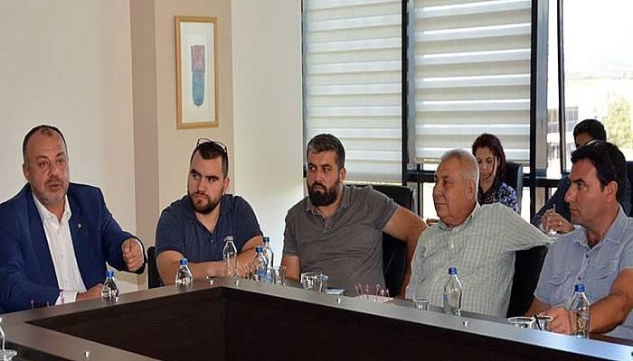 ÇTSO'da 21'nolu Meslek Grubu Üyeleri Bir Araya Geldi