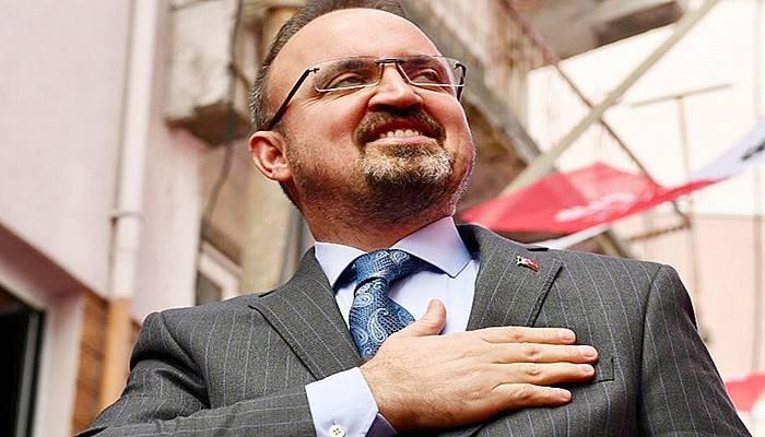 Ak Partili belediye başkanlarından Turan'a ortak açıklamayla destek